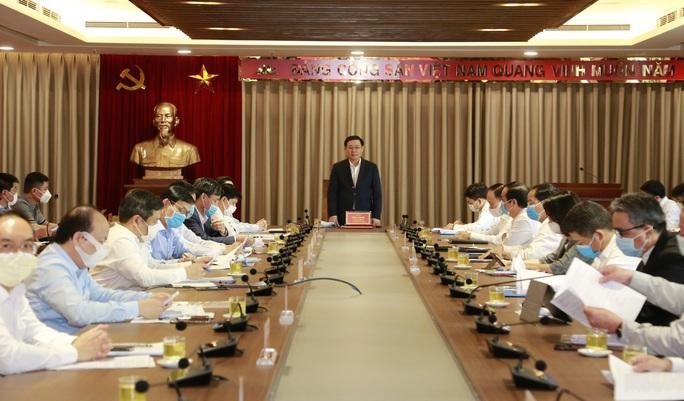 Bí thư Hà Nội: Sớm đưa dự án đường sắt Cát Linh-Hà Đông vào hoạt động - Ảnh 1.
