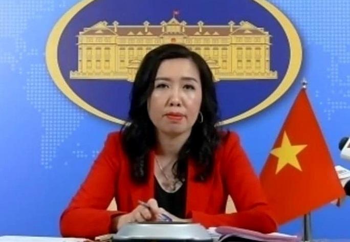 Tiếp xúc người mắc Covid-19, một số cán bộ ngoại giao Việt Nam bị cách ly - Ảnh 1.
