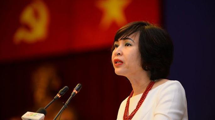 GS Mai Hồng Quỳ thôi làm hiệu trưởng Trường ĐH Hoa Sen - Ảnh 1.