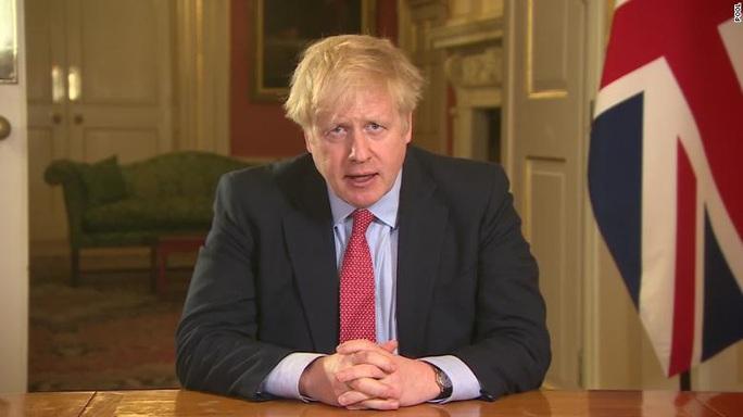 Nóng: Thủ tướng Anh mắc Covid-19 - Ảnh 1.