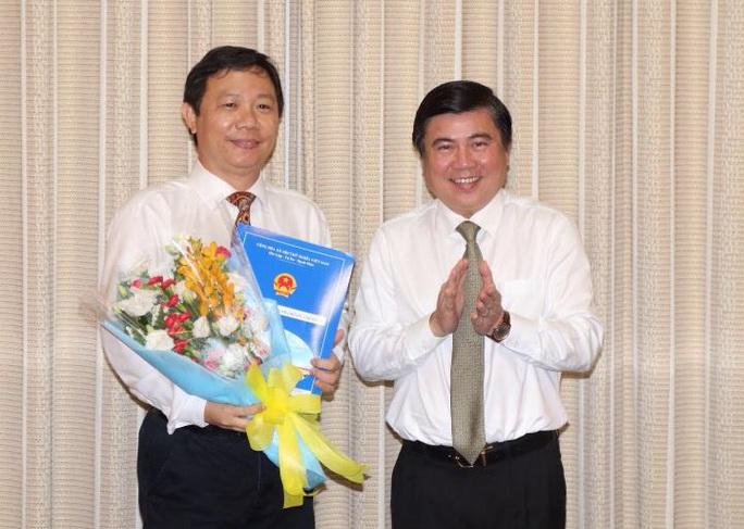 Ông Dương Anh Đức làm Phó Chủ tịch UBND TP HCM - Ảnh 2.