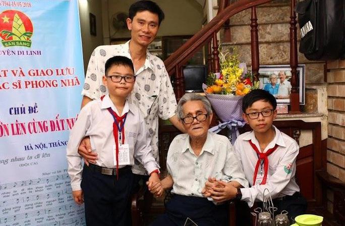Nhạc sĩ Phong Nhã qua đời, hưởng thọ 96 tuổi - Ảnh 4.