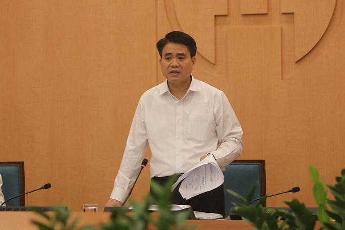 Chủ tịch Hà Nội: Ổ dịch Bệnh viện Bạch Mai phức tạp hơn 3 bệnh viện ở Mỹ, Ý, Hàn - Ảnh 1.