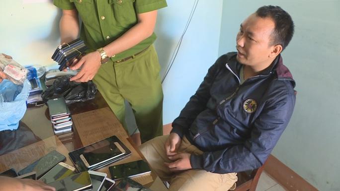 Nhóm đối tượng từ Đồng Nai lên Đắk Lắk trộm cắp cả tỉ đồng - Ảnh 4.