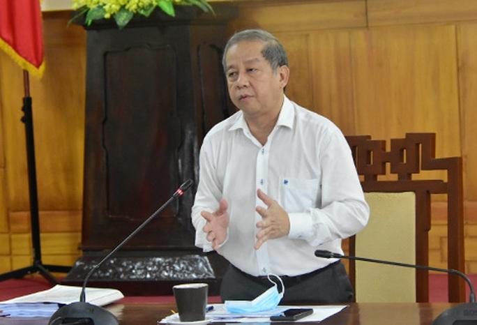 Chủ tịch UBND Thừa Thiên – Huế: Tôi chịu trách nhiệm trước Thủ tướng về Covid-19... - Ảnh 1.