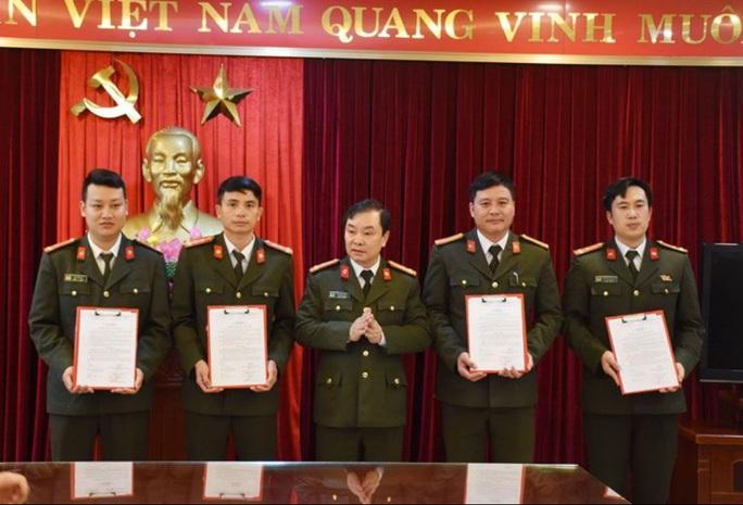 525 xã, thị trấn tại Thanh Hóa có trưởng công an chính quy - Ảnh 1.