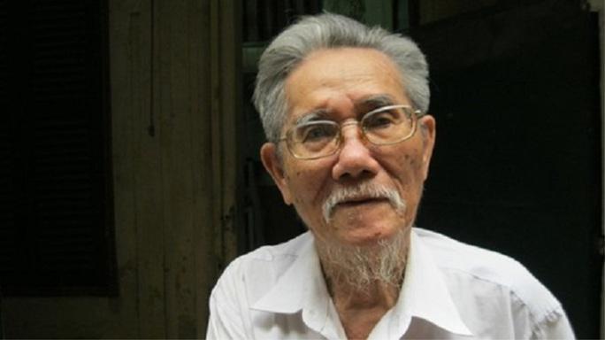 Nhạc sĩ Phong Nhã qua đời, hưởng thọ 96 tuổi - Ảnh 1.