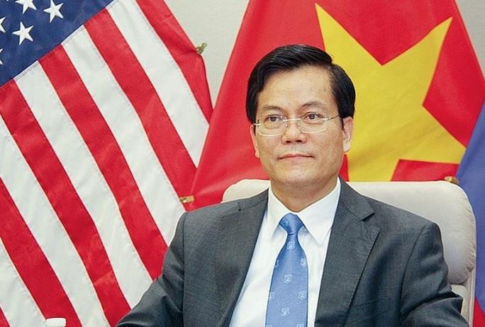 Đại sứ Hà Kim Ngọc nói về việc thủy thủ tàu sân bay Mỹ vừa thăm Việt Nam mắc Covid-19 - Ảnh 1.