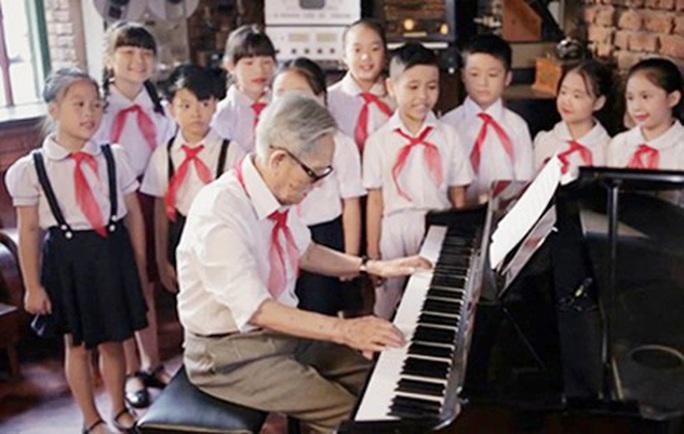 Nhạc sĩ Phong Nhã qua đời, hưởng thọ 96 tuổi - Ảnh 3.