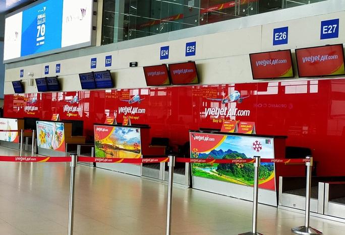 Hãng hàng không chỉ được chở khách 1 chuyến/ngày đường bay Hà Nội-TP HCM - Ảnh 1.
