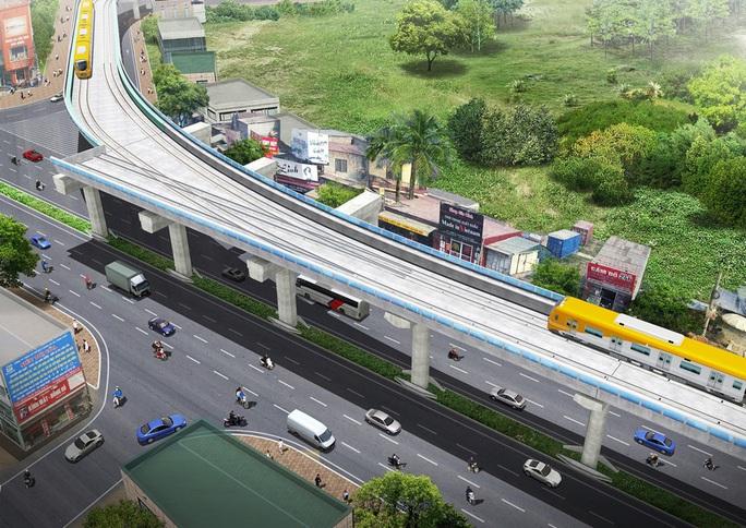 Tiết lộ lương của lái tàu dự án  metro hơn 30.000 tỉ đồng Nhổn-ga Hà Nội - Ảnh 2.
