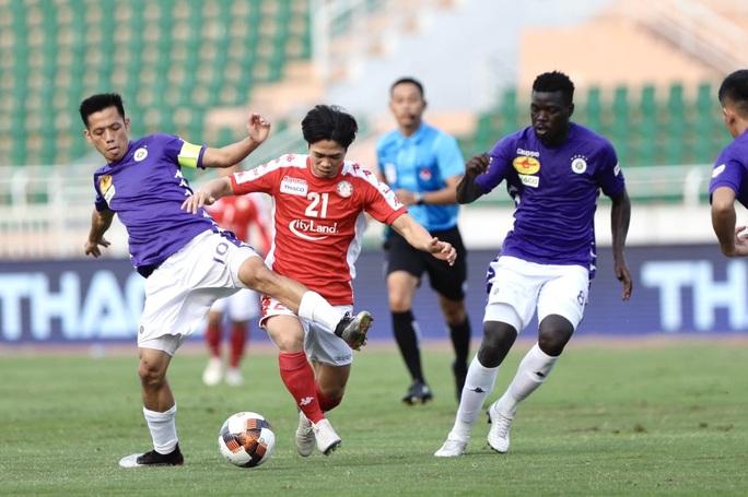 HAGL không bỏ phiếu, Hà Nội FC đổi ý cùng 5 đội muốn đá V-League ở miền Bắc - Ảnh 2.