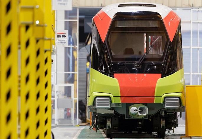 Tiết lộ lương của lái tàu dự án  metro hơn 30.000 tỉ đồng Nhổn-ga Hà Nội - Ảnh 1.