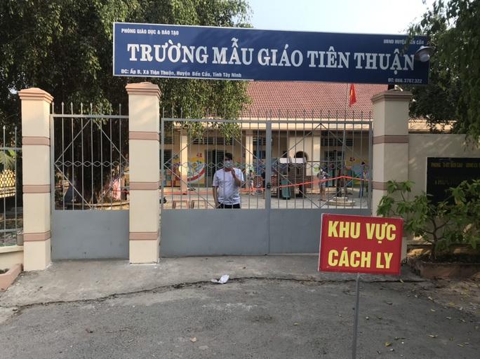 Thanh niên trốn cách ly đã đến TP HCM, được vận động trở lại Tây Ninh - Ảnh 1.