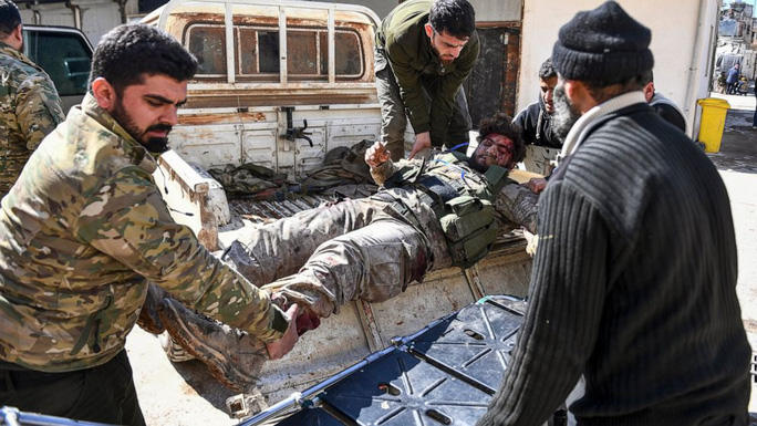 Thổ Nhĩ Kỳ tiếp tục bắn hạ máy bay chính phủ Syria - Ảnh 1.