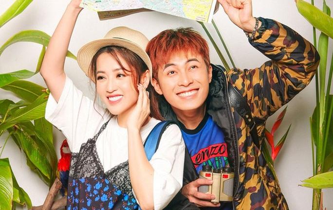 Sau tin đồn hẹn hò PuKa, Gin Tuấn Kiệt gây sốt với C-POP 90210 - Ảnh 1.