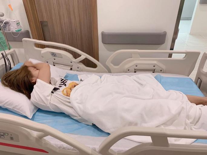 Ngọc Lan gặp rắc rối với bệnh sỏi thận - Ảnh 2.