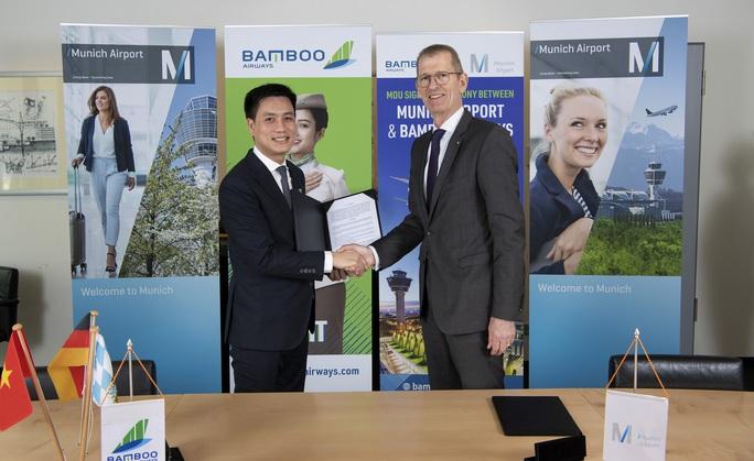 Bamboo Airways mở đường bay thẳng tới Đức trong tháng 7 - Ảnh 1.