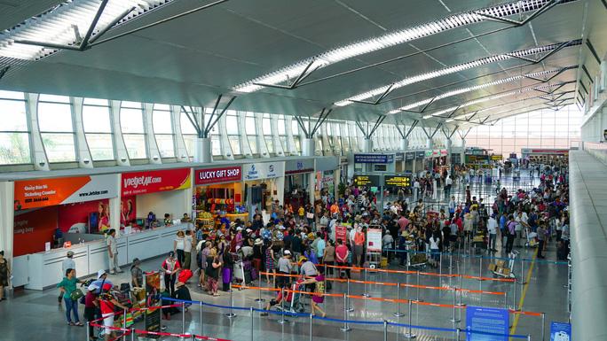 Sẽ ngưng phát thanh tại sân bay quốc tế Đà Nẵng - Ảnh 1.