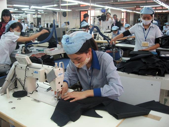 Bình Dương: Kiến nghị cho phép doanh nghiệp và NLĐ được thỏa thuận về tiền lương - Ảnh 1.
