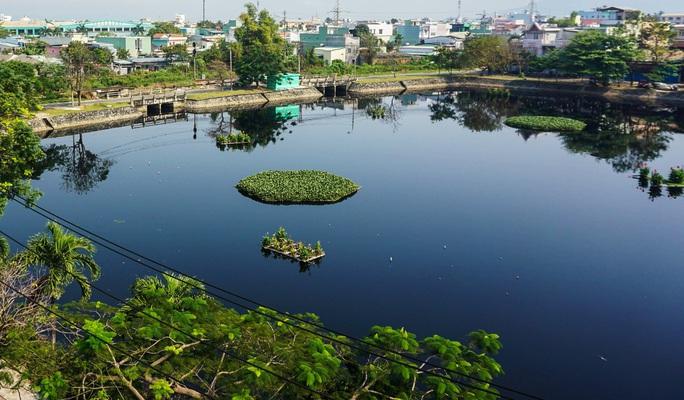 Chủ tịch Đà Nẵng đã phê duyệt 2 giải pháp xử lý ô nhiễm hồ Bàu Trảng - Ảnh 1.