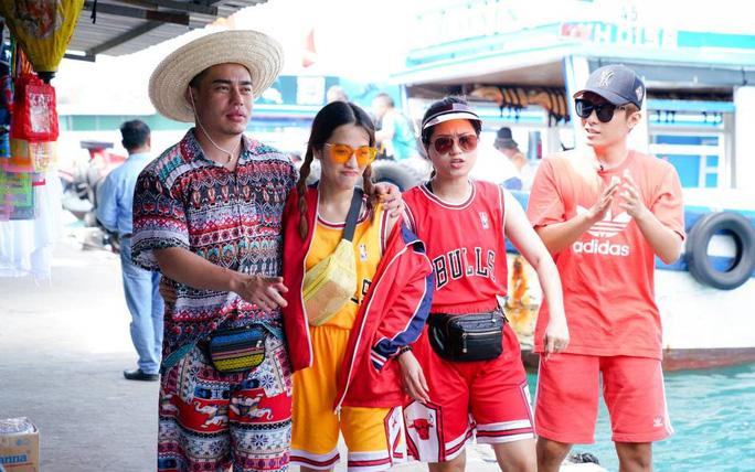 Sau tin đồn hẹn hò PuKa, Gin Tuấn Kiệt gây sốt với C-POP 90210 - Ảnh 2.