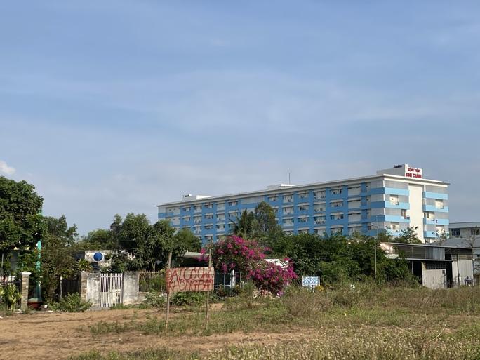 Ngang nhiên vẽ dự án ma ngay cạnh UBND huyện Bình Chánh - Ảnh 2.