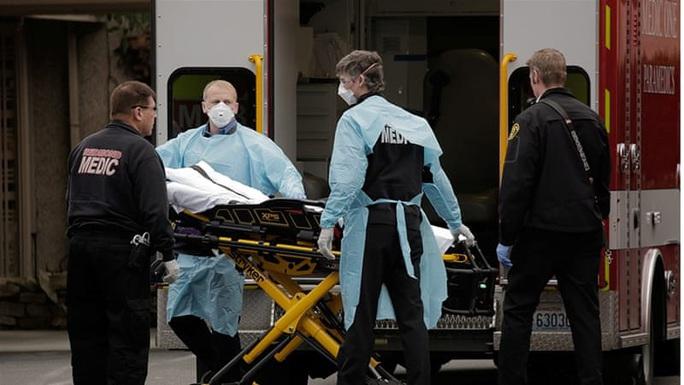 Covid-19: Thêm 4 người thiệt mạng tại bang Washington - Ảnh 1.