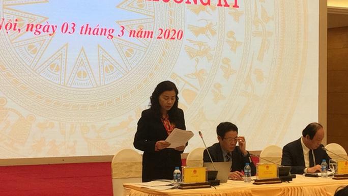 Lãnh đạo Bộ Tài chính nói về đề xuất nâng mức giảm trừ gia cảnh lên 11 triệu đồng/tháng - Ảnh 2.