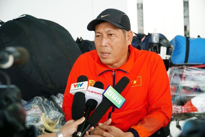 Việt Nam lần đầu dự giải quần vợt xe lăn quốc tế - Ảnh 4.