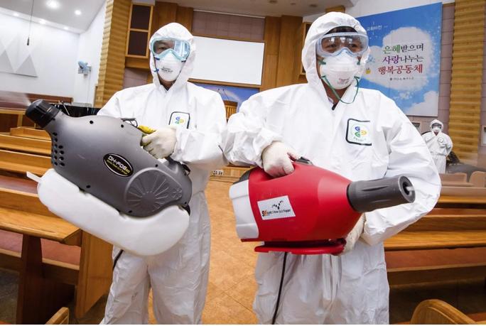 Covid-19: Đài Loan ấm ức với WHO, Hàn Quốc phát hiện thêm ổ dịch - Ảnh 2.
