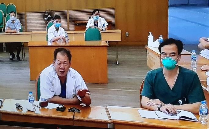 Nhân viên y tế không được ra khỏi nhà ảnh hưởng tới việc điều trị 800 bệnh nhân nặng tại BV Bạch Mai - Ảnh 3.