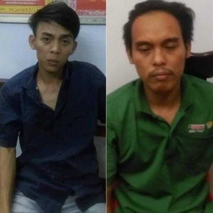 Cái kết của 2 anh em truy sát thiếu tá công an đang làm nhiệm vụ - Ảnh 1.
