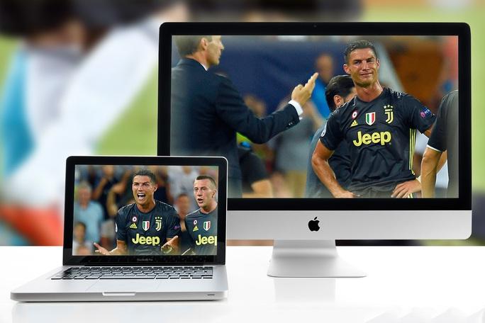 Ronaldo mua máy tính tặng đồng đội Juventus vì... nhận thẻ đỏ - Ảnh 4.