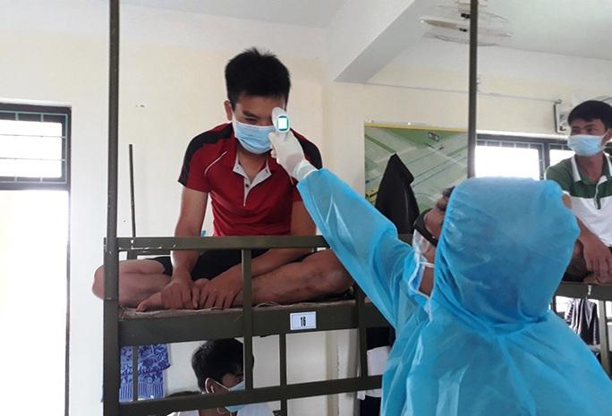 Phát hiện 9 trường hợp người Quảng Bình tiếp xúc gần với bệnh nhân mắc Covid-19 thứ 166 - Ảnh 1.
