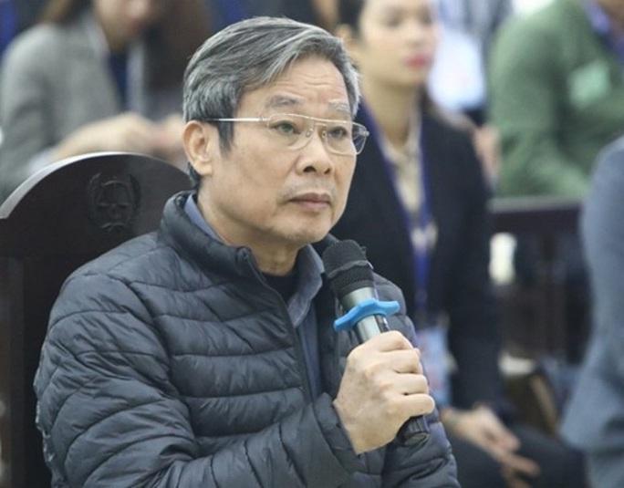 Nguyên bộ trưởng Nguyễn Bắc Son chuẩn bị hầu toà trong dịch Covid-19 - Ảnh 1.