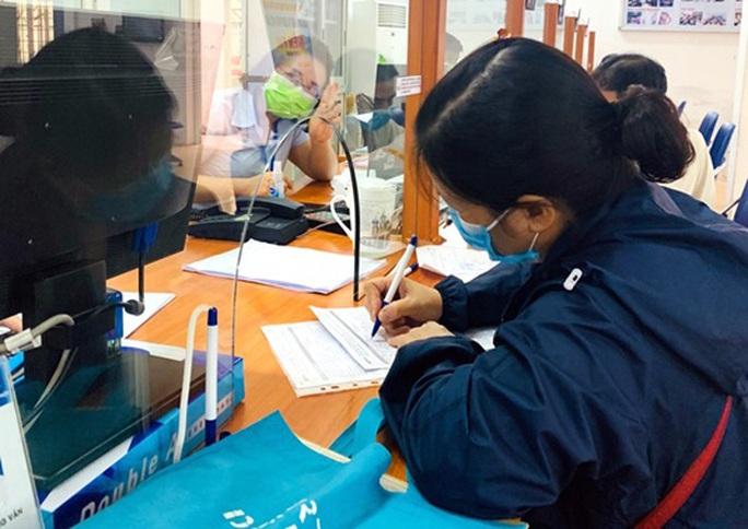 Hà Nội: Giải quyết chế độ trợ cấp thất nghiệp theo hình thức trực tuyến - Ảnh 1.