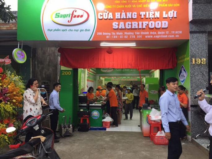 Sagrifood giảm giá thịt gà thả vườn còn 50.000 đồng/kg - Ảnh 1.