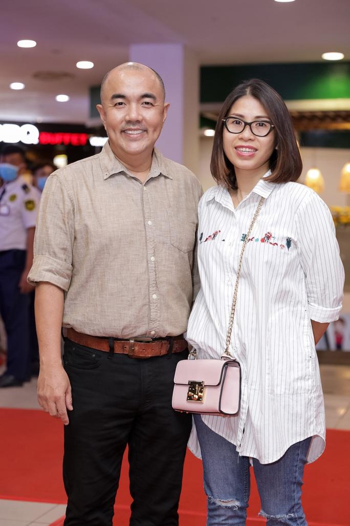Khả Như, Kiều Minh Tuấn cùng sao Việt hội tụ trên thảm đỏ phim Nắng 3 - Ảnh 8.