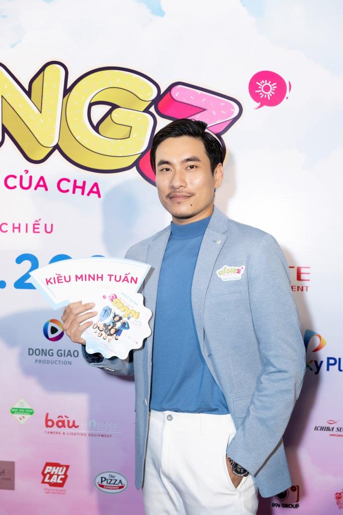 Khả Như, Kiều Minh Tuấn cùng sao Việt hội tụ trên thảm đỏ phim Nắng 3 - Ảnh 6.
