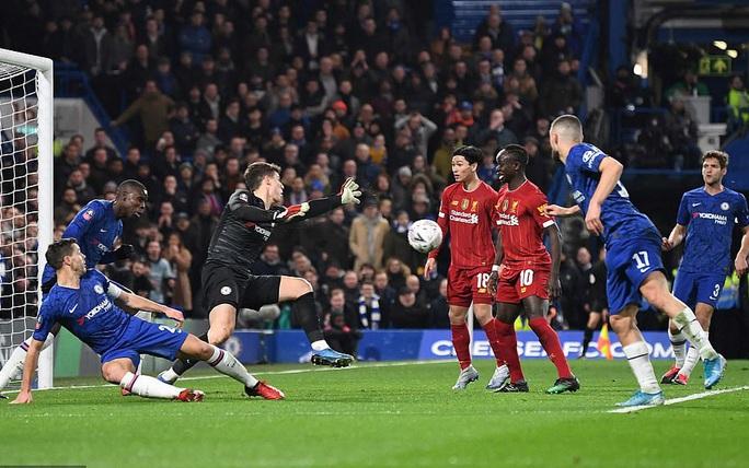 Thua sốc Chelsea, Liverpool tan giấc mơ FA Cup - Ảnh 4.