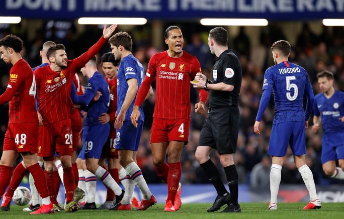 Thua sốc Chelsea, Liverpool tan giấc mơ FA Cup - Ảnh 7.
