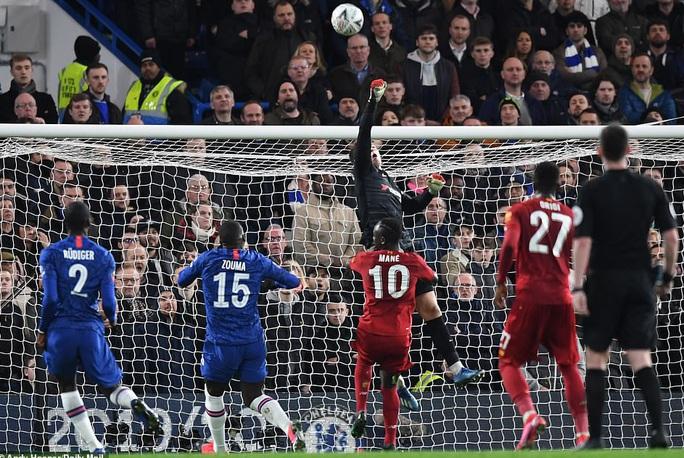 Thua sốc Chelsea, Liverpool tan giấc mơ FA Cup - Ảnh 2.
