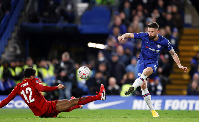 Thua sốc Chelsea, Liverpool tan giấc mơ FA Cup - Ảnh 6.