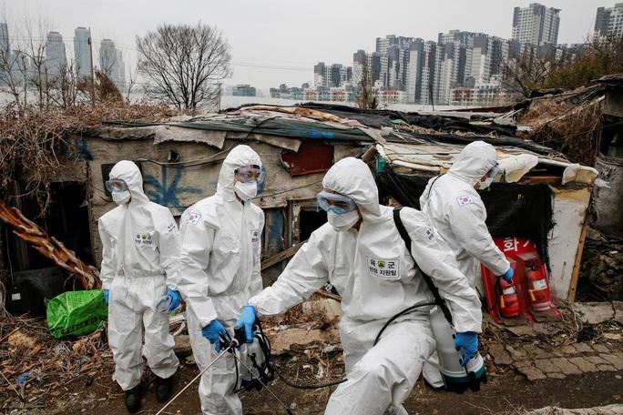 Hàn Quốc thiếu giường bệnh, 2.300 người chờ nhập viện - Ảnh 1.