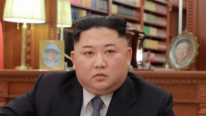 Ông Kim Jong-un động viên Hàn Quốc chống Covid-19 - Ảnh 1.
