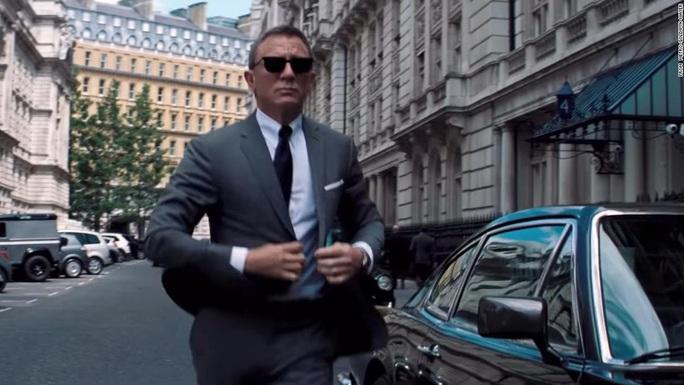 Phần mới điệp viên 007 lùi phát hành vì Covid-19 - Ảnh 2.
