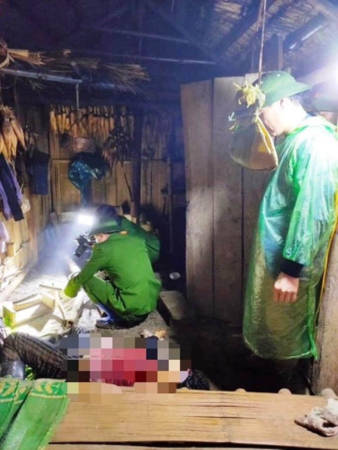 Em trai bàng hoàng phát hiện chị gái chết ở chòi canh rẫy với các vết đâm - Ảnh 1.