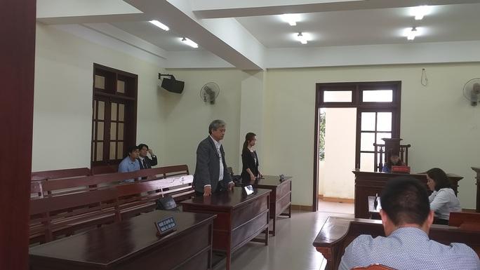 Tòa bác đơn kiện vụ cựu Phó Giám đốc Sở Ngoại vụ Đà Nẵng đòi doanh nghiệp xin lỗi - Ảnh 1.
