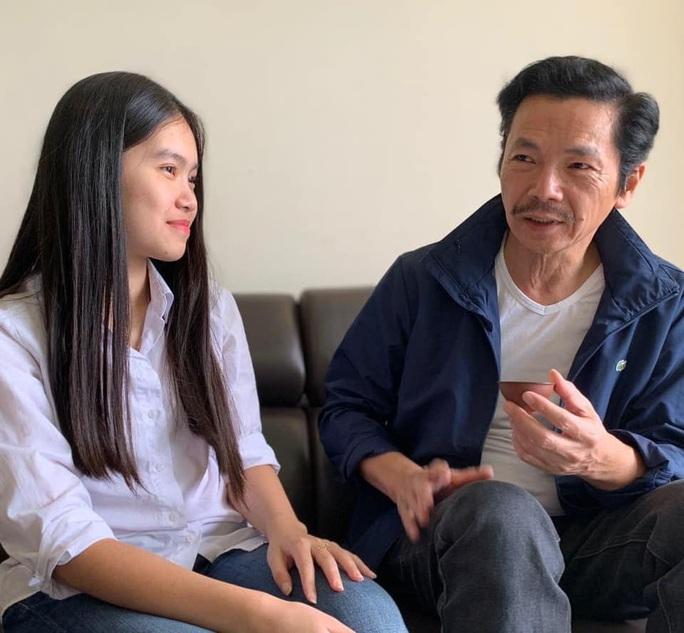 Muốn cưới con gái NSND Trung Anh, chàng rể tương lai phải như thế nào? - Ảnh 2.
